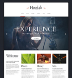 Responsive JavaScript Animated Template #48902