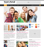 Bootstrap Template #48910