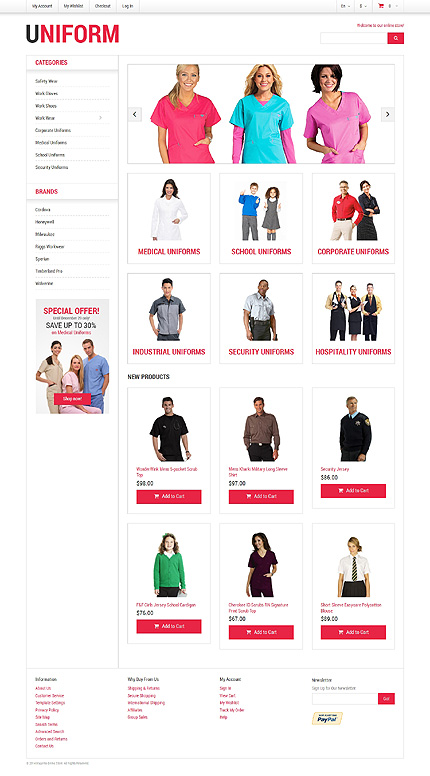 Security Most Popular website inspirations at your coffee break? Browse for more Magento #templates! // Regular price: $179 // Sources available: .PSD, .XML, .PHTML, .CSS #Security #Most Popular #Magento