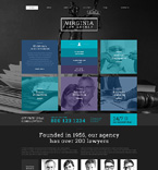 Law Agency WordPress Template