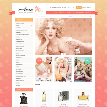 OpenCart Template # 49048
