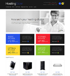 Web Hosting Magento Template