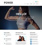 WordPress Template #49083