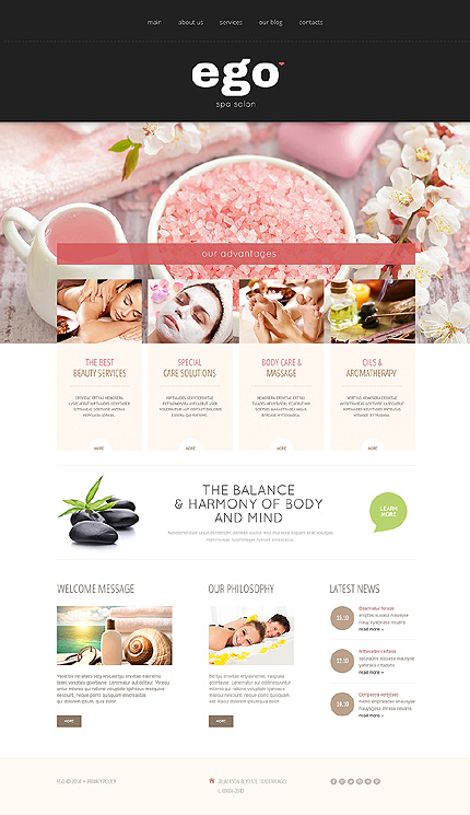Bootstrap Beauty Joomla Template