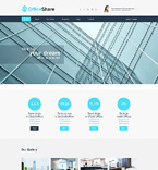 Responsive JavaScript Animated Template #49273