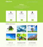 WordPress Template #49290