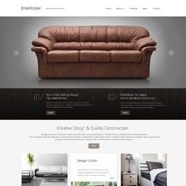 Website Template # 49338
