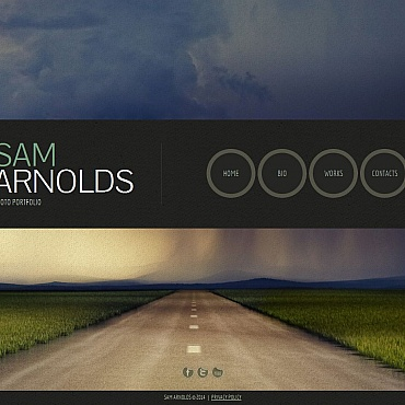Photo Gallery Template # 49346