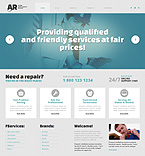 WordPress Template #49359