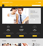 Pro Hosting WordPress Template