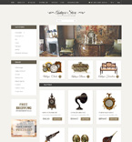 Antique OpenCart Template