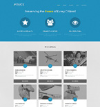 WordPress Template #49625