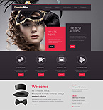 Wordpress template 49628 - Buy this design now for only $75