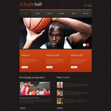 WordPress Theme # 49641