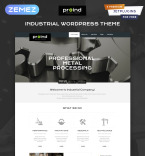 WordPress Template #49645