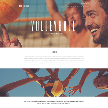 WordPress Theme # 49672