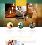 WordPress Template #50457