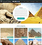 Stretched Flash CMS Theme Template #50468