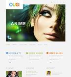 WordPress Template #50496