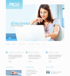 WordPress Template #50499