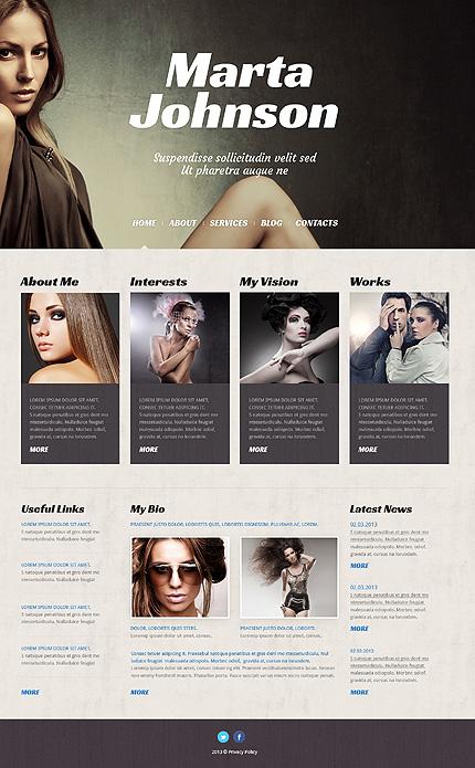 WordPress main photoshop screenshot
