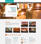 Responsive JavaScript Animated Template #50543