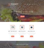 Responsive JavaScript Animated Template #50545