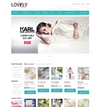 Download Template Monster PrestaShop Theme 50617