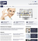 Stretched Flash CMS Theme Template #50653
