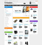 OsCommerce Template #50672