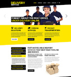 Responsive JavaScript Animated Template #50710
