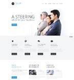 Responsive JavaScript Animated Template #50719