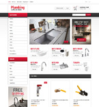 OpenCart Template #50757