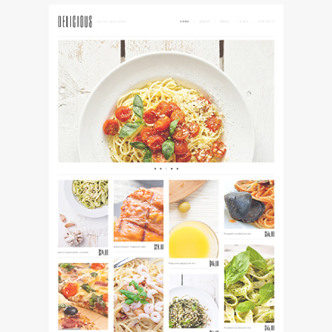 WordPress Theme # 50762