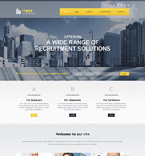 Responsive JavaScript Animated Template #50770