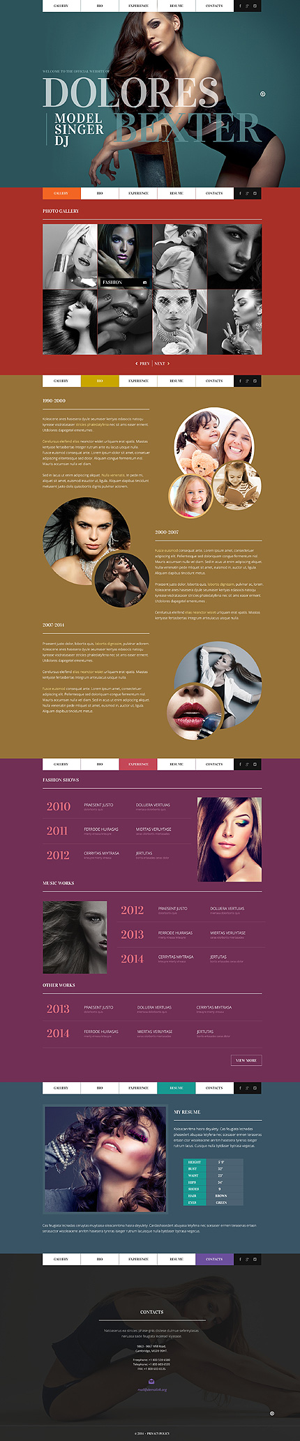 Personal Pages Most Popular website inspirations at your coffee break? Browse for more JavaScript Based #templates! // Regular price: $67 // Sources available: .HTML,  .PSD #Personal Pages #Most Popular #JavaScript Based