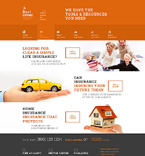 WordPress Template #50804
