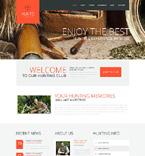 WordPress Template #50805
