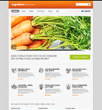 WordPress Template #50863