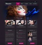 Wordpress template 50879 - Buy this design now for only $75