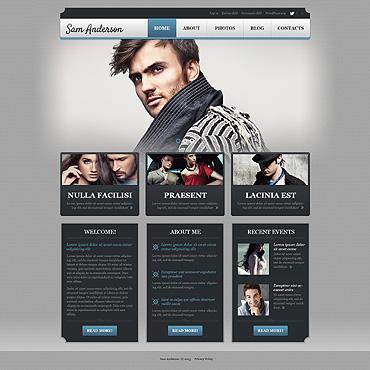 WordPress Theme # 50881