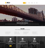 WordPress Template #50907