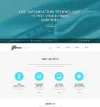WordPress Template #50923