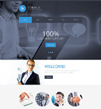 Download Template Monster Website Template 50990