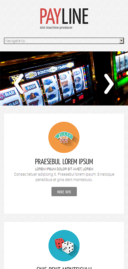 Most Popular Online Casino website inspirations at your coffee break? Browse for more Bootstrap #templates! // Regular price: $75 // Sources available: .HTML,  .PSD #Most Popular #Online Casino #Bootstrap