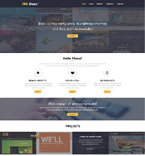 Bootstrap Template #51016