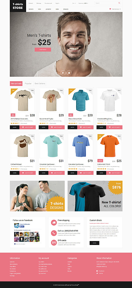 Home and Office Outfit Responsive PrestaShop Theme
