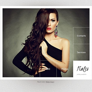 Photo Gallery Template # 51062