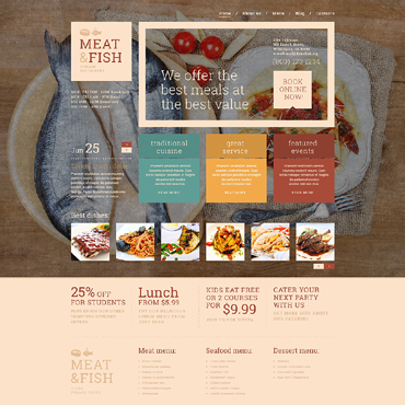 WordPress Theme # 51089
