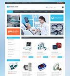 OsCommerce Template #51133